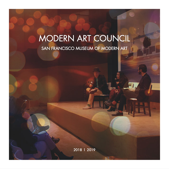 Modern Art Council | SFMOMA Yearbook